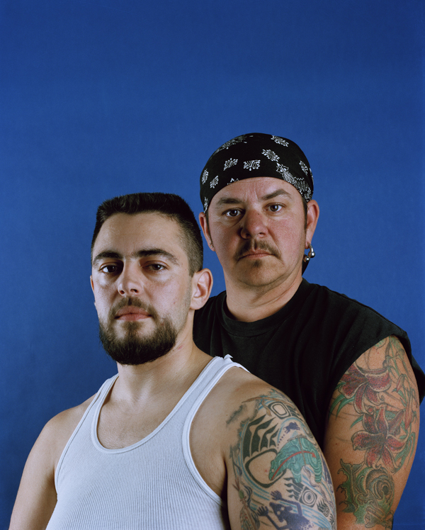 «Майк та Скай», фото Кетрін Опі (1993)