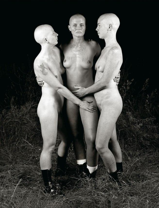 """Тріада"", фото Дела Ґрейса (1992)"