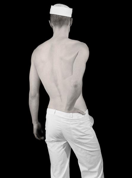 «Джекова спина ІІ», фото Дела Ґрейса (1994)